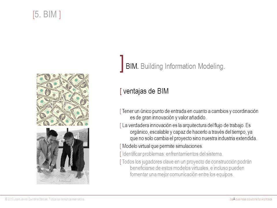 ] BIM. Building Information Modeling.